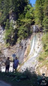 Cascada Apa Spânzurată