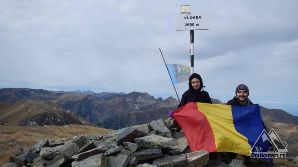 Vârful Dara (2500m)