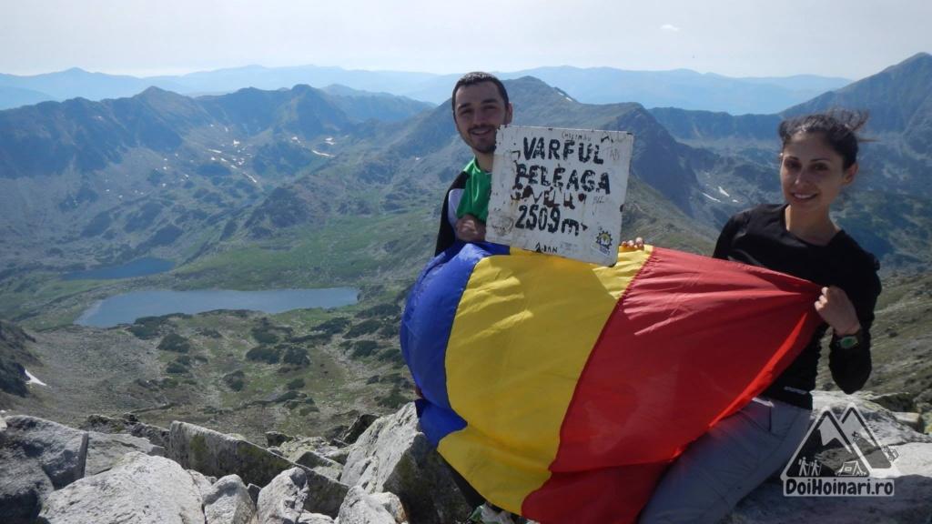 Vârful Peleaga (2509m)