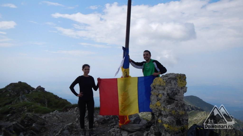 Vârful Negoiu (2519m)