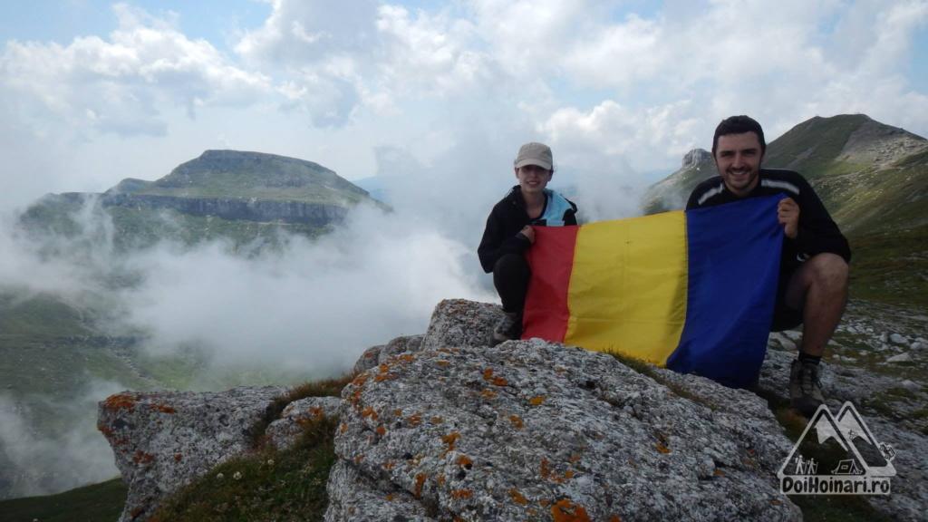 Presupusul vârf Capul Morarului (2501m)
