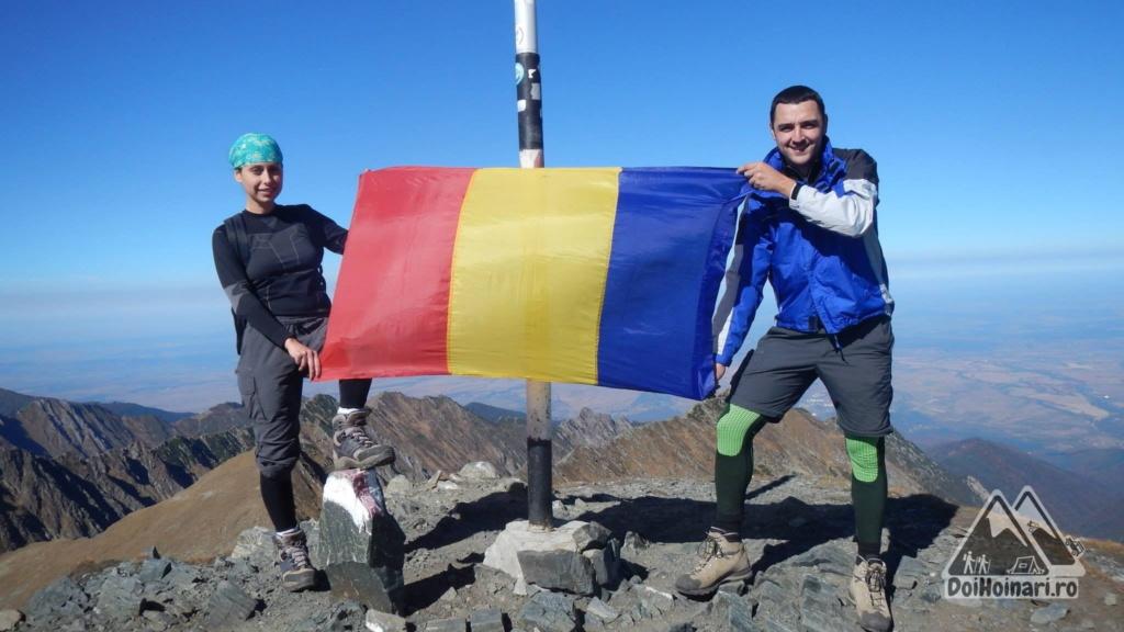 Vârful Viștea Mare (2527m)