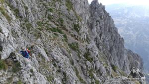 Traseul spre Maglic