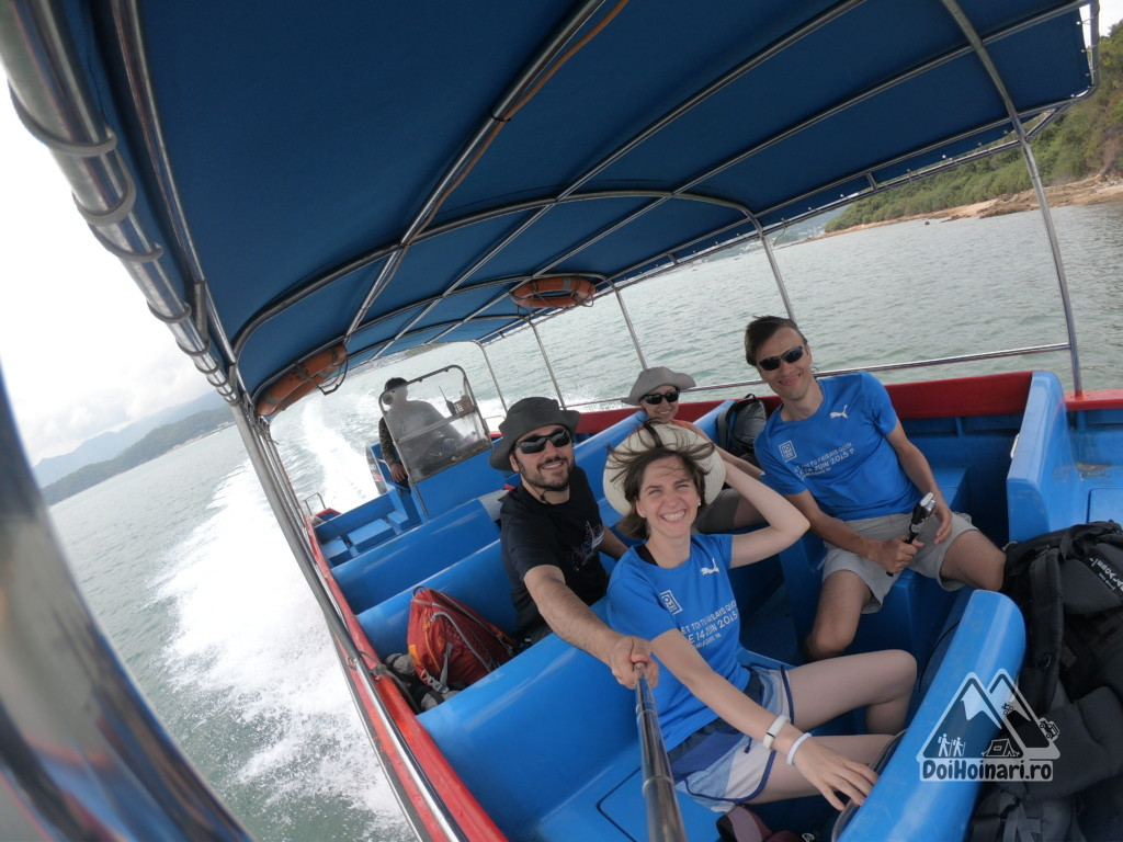 Speed Boat spre Tai Long Wan
