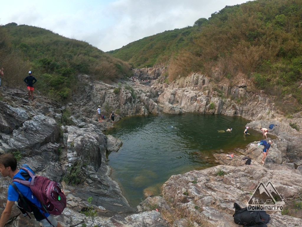 Piscinele naturale de la Sai Wan