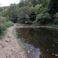 Dunărea -înainte de sifon