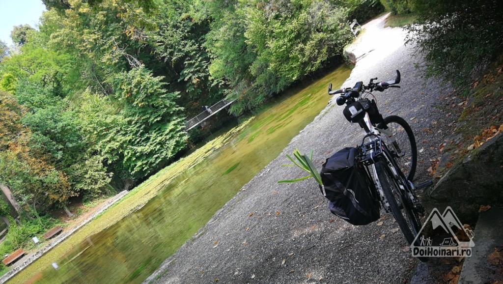 Aachtopf și bicicleta cu praz
