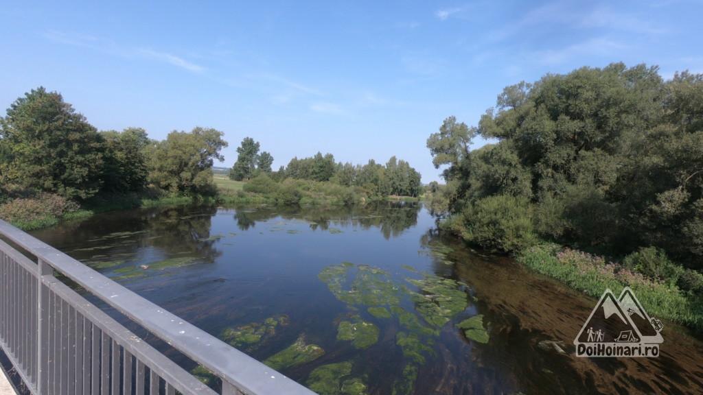 Prima întâlnire cu Dunărea