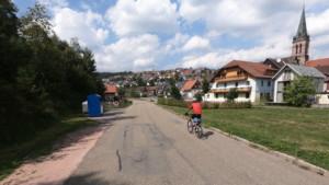 Oraș în drum spre Furtwagen