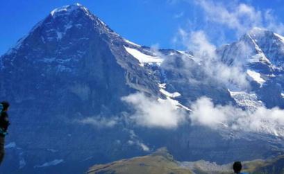 Elvetia. Alpii Elvetieni