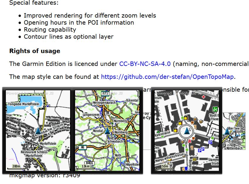 Garmin - OpenTopoMap.org