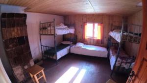 Cabana Cozia - interior
