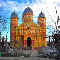 Biserica Sf. Dumitru, Bârca, Dolj
