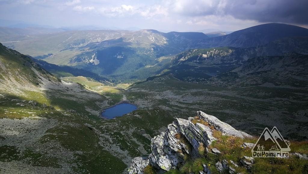 Lacul Zănoaga Mare
