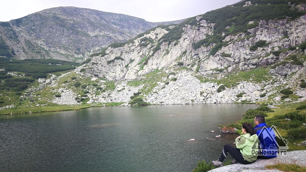 Pauză la lacul Câlcescu