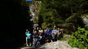 Cascada Moara Dracilor, munții Latoriței