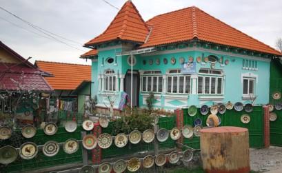 Satul Olari, locul de unde pleacă arta olăritului de Horezu.