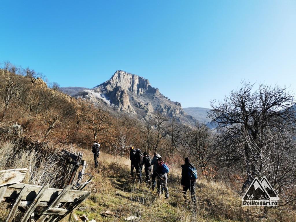 Vârful Trescovăț - prima gospodărie