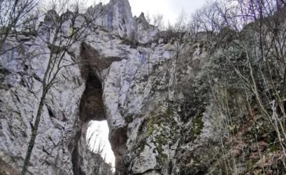 Podul natural Valja Prerast